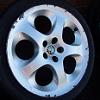 kerbed / Corroded  alloy wheel refurb